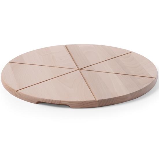 Deska do krojenia pizzy 50cm - Hendi 505588