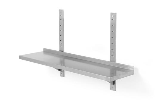 Półka wisząca przestawna pojedyncza 80cm - Hendi 811719