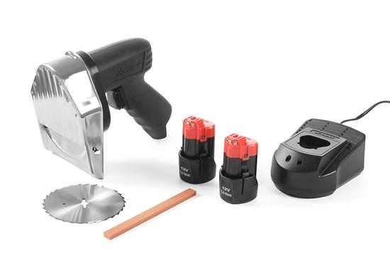 Bezprzewodowy nóż elektryczny do kebaba Kitchen Line - Hendi 267257