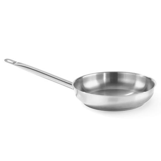 Patelnia Kitchen Line bez pokrywki śr. 320 mm - Hendi 838617