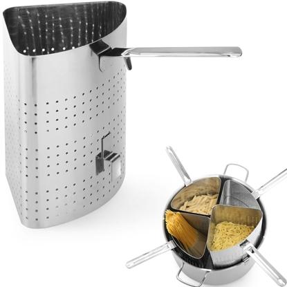 Wkład do gotowania makaronu - Hendi 833506
