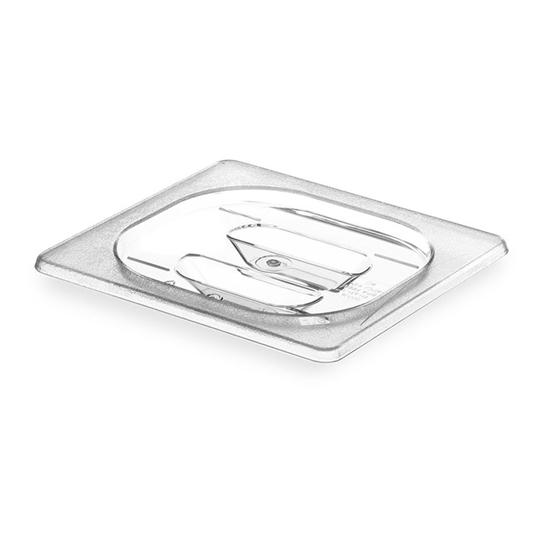 Pokrywka do pojemników z tritanu BPA free GN 1/9 - Hendi 869864