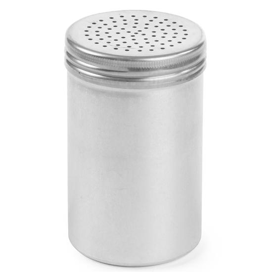 Pieprzniczka z aluminium z odkręcanym wieczkiem - Hendi 630204