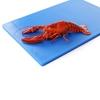 Deska do krojenia HACCP do ryb 450x300mm niebieska - Hendi 825532