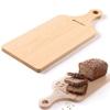Deska do krojenia z uchwytem z drewna bukowego - Hendi 505106