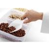 Szufelka spożywcza plastikowa z polipropylenu 0.125 l - Hendi 562000