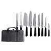 Zestaw noży szefa kuchni Kurta Schellera edition 9 elementów - Hendi 975770