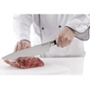 Profesjonalny nóż rzeźniczy do mięsa kuty ze stali Profi Line 200 mm - Hendi 844304