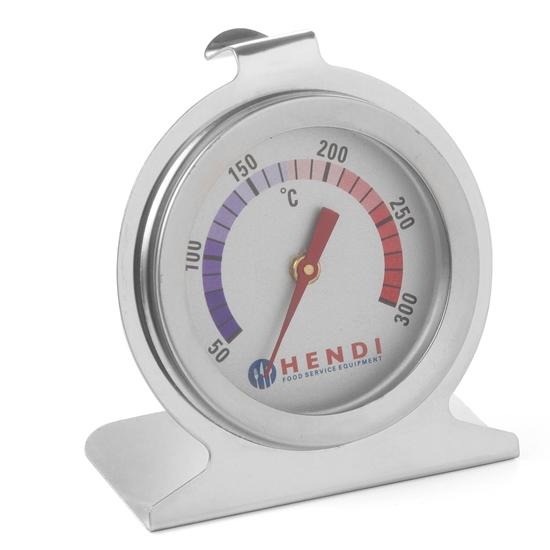 Termometr gastronomiczny uniwersalny do pieców i piekarników - Hendi 271179