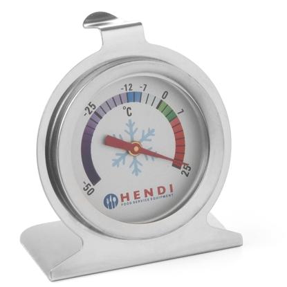 Termometr gastronomiczny do mroźni i lodówek - Hendi 271186