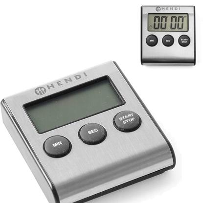 Minutnik timer kuchenny cyfrowy - Hendi 582022