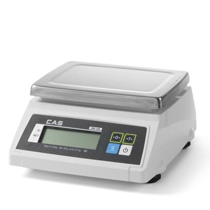 Waga kuchenna wodoodporna z legalizacją do 2kg / 1g - CAS 580363