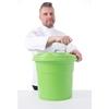 Profesjonalna wirówka do odsączania sałaty 25 l - Hendi 222560