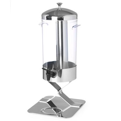 Dyspenser dozownik do soków i napojów chłodzony lodem 5L - Hendi 425190