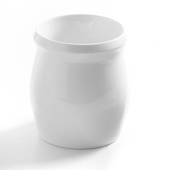 Porcelanowy dzbanek do sosów z białej porcelany 1.8L - Hendi 785003