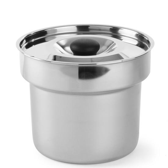Wkład z pokrywką na zupę do adaptera 470930 do podgrzewacza 4.2 l - Hendi 470909