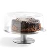 Obrotowa patera do ciasta ze stali nierdzewnej - Hendi 523827