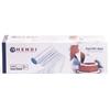 Jednorazowe foliowe woreczki rożki cukiernicze do szprycowania i ozdabiania 100 szt. 90µm - Hendi 557105