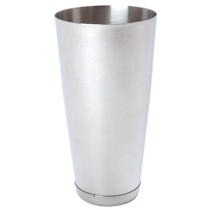 Shaker kubek bostoński barmański do drinków i koktajli stalowy 0.75L - Hendi 593042
