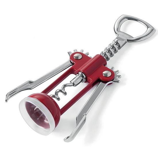 Korkociąg otwieracz z dźwignią do butelek wina dł. 170mm - Hendi 597507