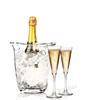 Wiaderko do lodu oraz wina i szampana z tworzywa SAN - Hendi 593158