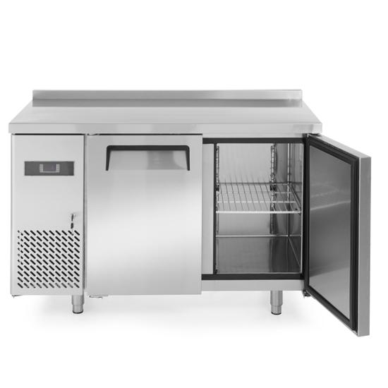 Stół chłodniczy Kitchen Line z blatem roboczym szer. 120cm -2/+8C - Hendi 233344