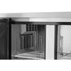 Stół mroźniczy Kitchen Line z blatem roboczym szer. 180cm -22/-12C - Hendi 233399