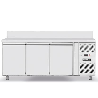 Stół chłodniczy Profi Line z blatem roboczym szer. 180cm -2/+8C - Hendi 232057
