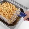 Frytownica gastronomiczna Blue Line 6kW 230V 2 x 4L - Hendi 205846