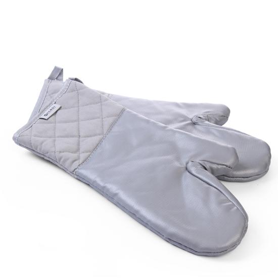 Rękawice kuchenne ochronne termiczne z włókna szklanego 2szt. - Hendi 556627