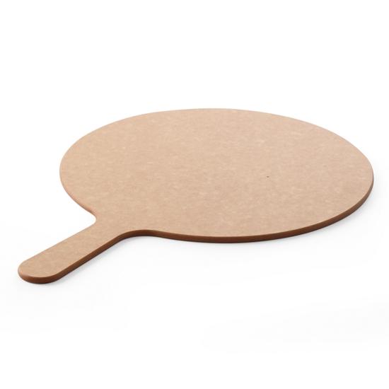 Deska z uchwytem do serwowania pizzy śr. 660mm - Hendi 506387