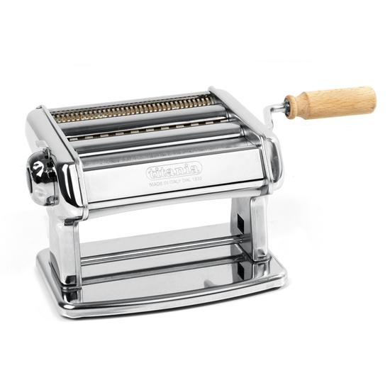 Maszynka do wyrobu makaronu tagliatelle i fettuccine ręczna - Hendi 226407