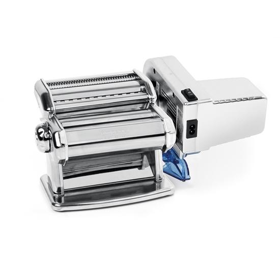 Maszynka do wyrobu makaronu tagliatelle i fettuccine elektryczna - Hendi 226414
