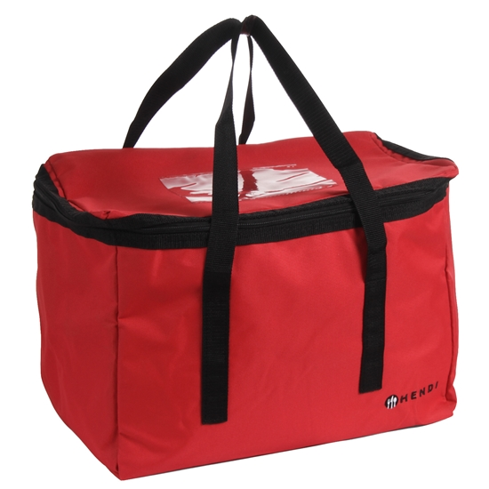 Torba termiczna LUNCH BOX do transportu 6 lunchbox-ów - Hendi 709849
