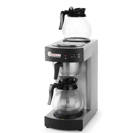 Zaparzacz ekspres przelewowy do kawy 1.8L - Hendi 208304