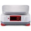 Waga VALOR 2000 kontrolna kuchenna gastronomiczna wodoodporna IP68 LED 15Kg / 2g - OHAUS V22PWE15T