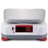 Waga VALOR 4000 z legalizacją kuchenna gastronomiczna wodoodporna IP68 LED 6Kg / 2g - OHAUS V41PWE6T-M