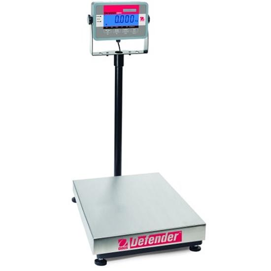 Waga platformowa magazynowa z legalizacją DEFENDER 2200 LCD 60Kg / 20g - OHAUS D22M60BRPL