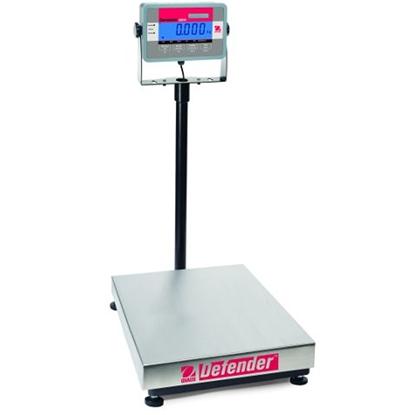 Waga platformowa magazynowa z legalizacją DEFENDER 2200 LCD 150Kg / 50g - OHAUS D22M150BLPL
