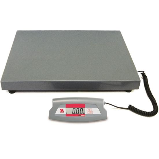 Waga platformowa pocztowa do paczek SD75L LCD 75Kg / 50g - OHAUS SD75L