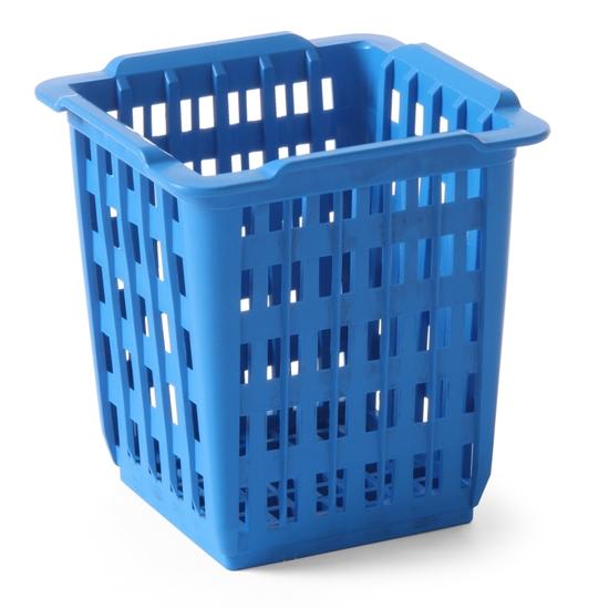 Wkład pojemnik na sztućce do zmywarki niebieski - Hendi 871324