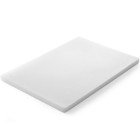 Deska kuchenna do krojenia i siekania antypoślizgowa HDPE 50x35cm - Hendi 826386