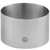 Pierścień kucharski cukierniczy ze stali nierdzewnej śr. 70mm wys. 45mm - Hendi 512104