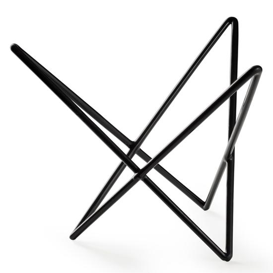 Stojak bufetowy dekoracyjny do misek do prezentacji trójkąty wys. 200mm - Hendi 561973