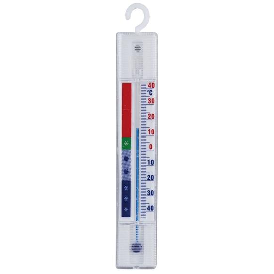 Termometr do mroźni zamrażarki i lodówki z zawieszką -40C do +40C - Hendi 271117