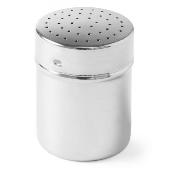 Dyspenser dozownik kuchenny pieprzniczka solniczka stal nierdzewna śr. 55mm wys. 75mm - Hendi 631201