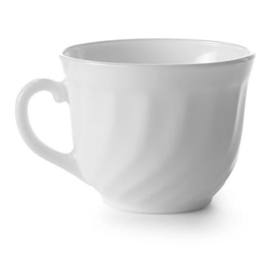 Filiżanka do kawy i herbaty Arcoroc TRIANON 280ml zestaw 6szt. - Hendi D6922