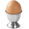 Kieliszek podstawka do jajka stal nierdzewna zestaw 6szt. - Hendi 441367