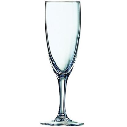 Kieliszek do szampana Arcoroc ELEGANCE szkło sodowe 170ml zestaw 12szt. - Hendi 37298
