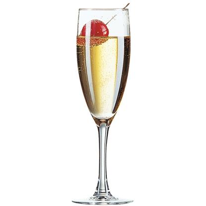 Kieliszek do szampana Arcoroc PRINCESA szkło hartowane 150ml zestaw 6szt. - Hendi P3999